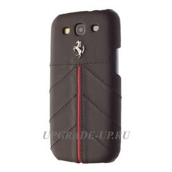 Чехол-накладка для Samsung Galaxy S3/i9300 Ferrari Hard California Bk/red str FECFGS3B 2